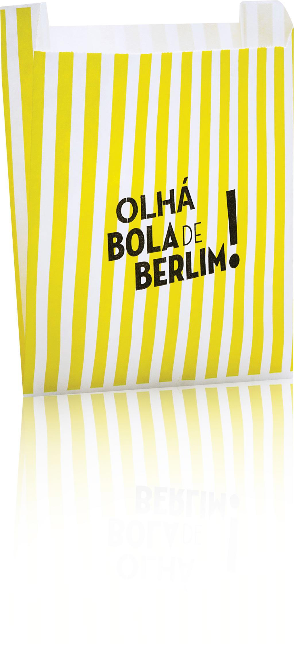 Edição Especial Bolas de Berlim